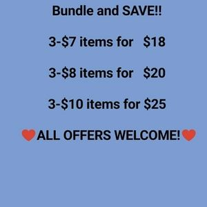 All Bundles Discounted